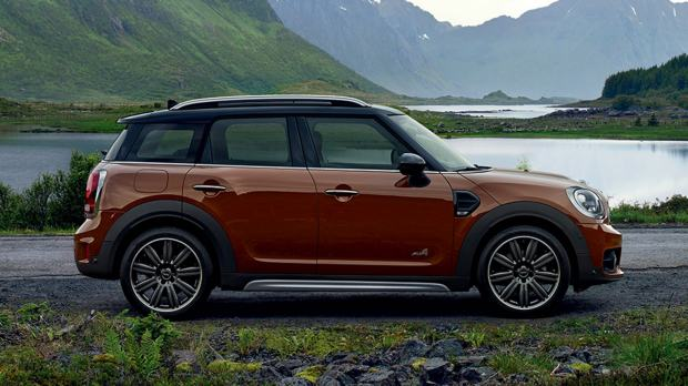 MINI COUNTRYMAN FINITION BUSINESS.