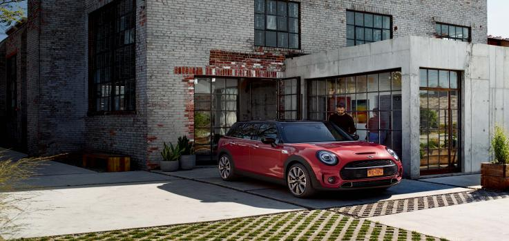 MINI CLUBMAN FINITION BUSINESS.