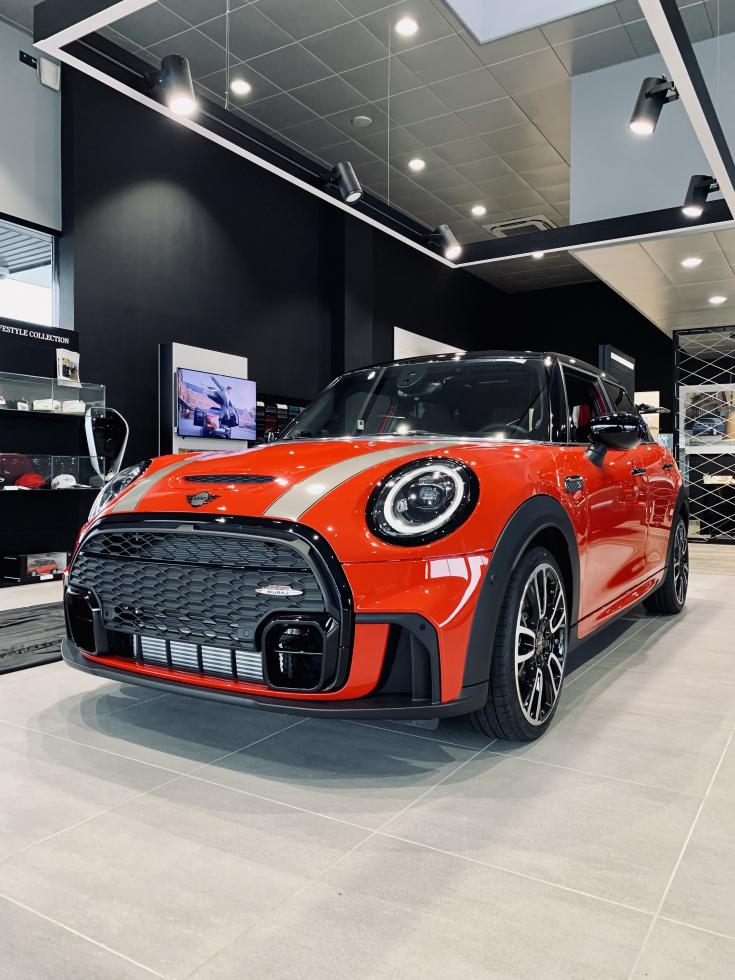 Nouvelle MINI HATCH