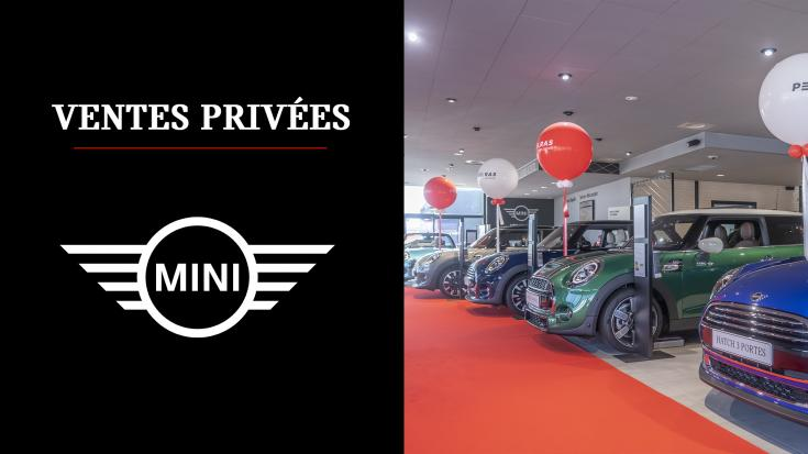 ventes privees mini pelras