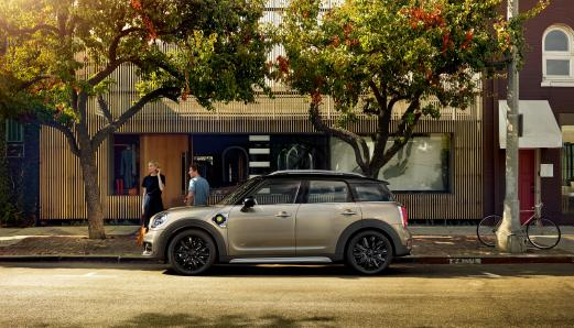 MINI Countryman Hybride