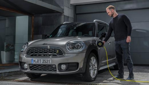 MINI COUNTRYMAN HYBRIDE PANEL