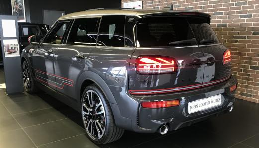 MINI Clubman GP Inspired