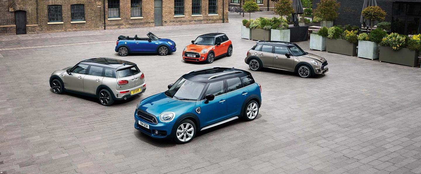 MINI Business Drive