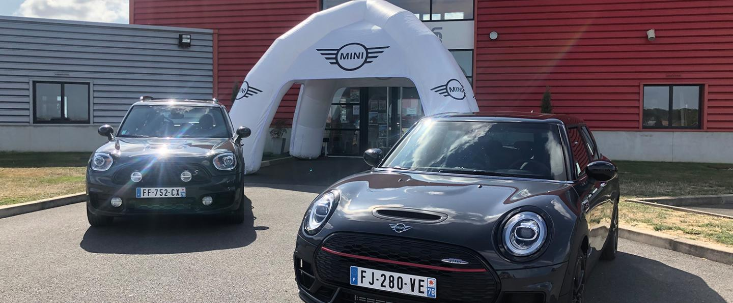 MINI PANEL JCW FERTE GAUCHER