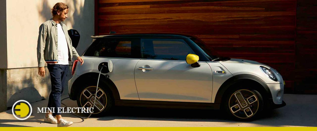 Nouvelle MINI Electric