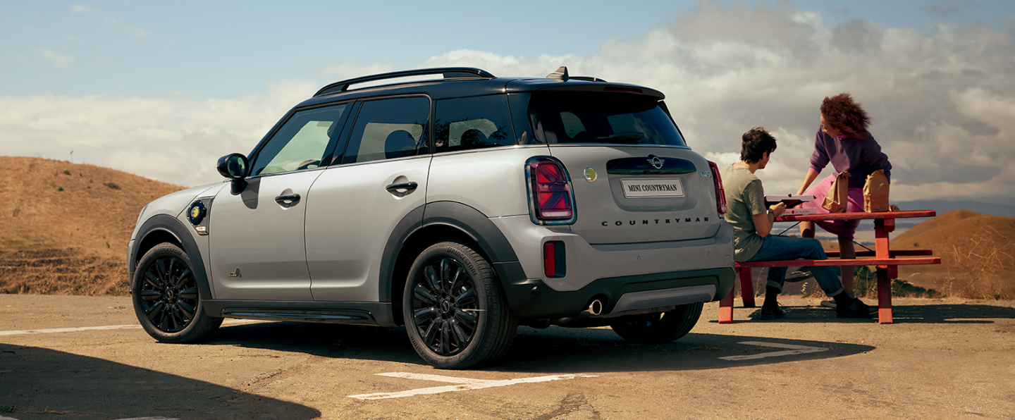 MINI Countryman LCI